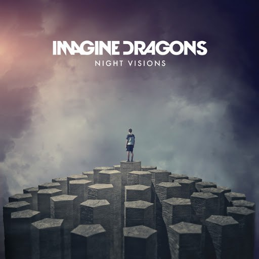 Imagine Dragons альбом Night Visions (Deluxe)