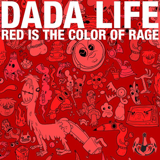 Dada Life альбом Red Is The Color Of Rage
