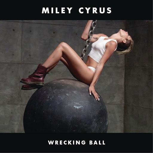 Miley Cyrus альбом Wrecking Ball