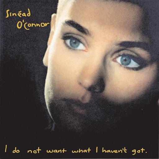 Sinéad O'Connor альбом I Do Not Want What I Haven't Got