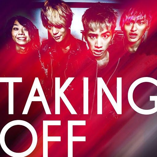 ONE OK ROCK альбом Taking Off