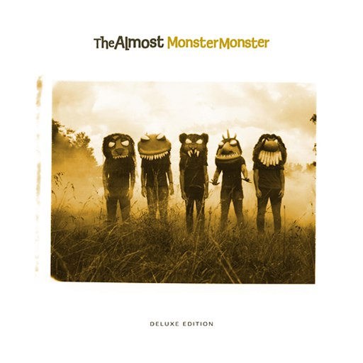 The Almost альбом Monster Monster (Deluxe Edition)