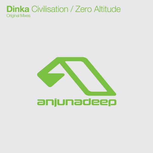 Dinka альбом Civilisation / Zero Altitude