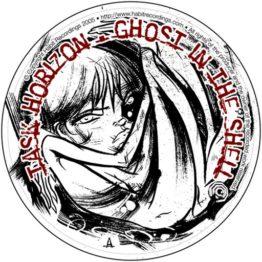 Task Horizon album Ghost In The Shell / Voodoo Chant