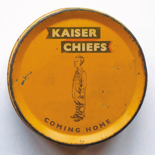 Kaiser Chiefs альбом Coming Home