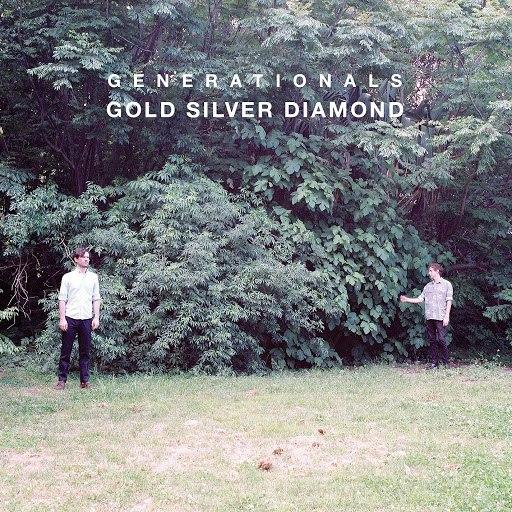 Generationals альбом Gold Silver Diamond