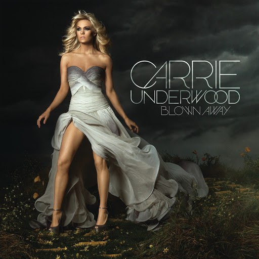 Carrie Underwood альбом Blown Away