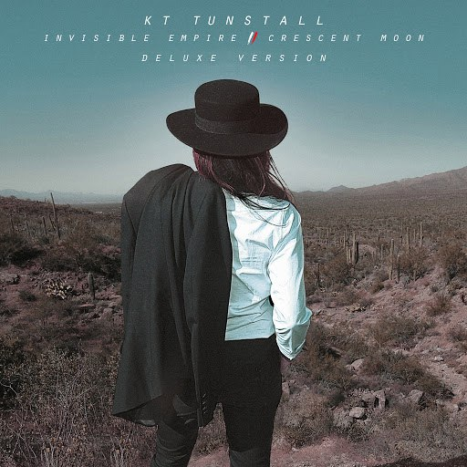 KT Tunstall альбом Invisible Empire // Crescent Moon (Deluxe Version)