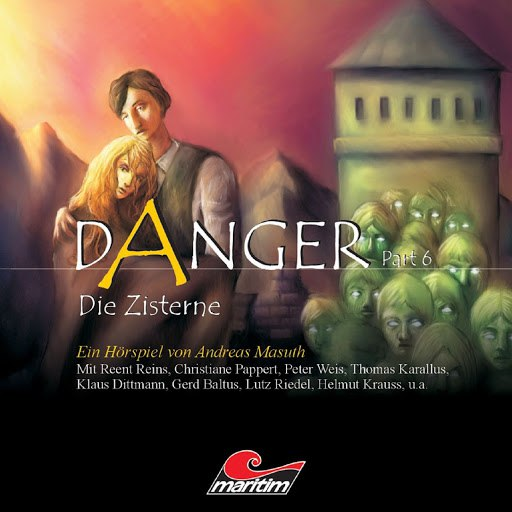 Danger альбом Part 6: Die Zisterne