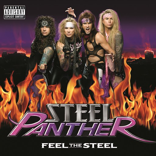 Steel Panther альбом Feel The Steel