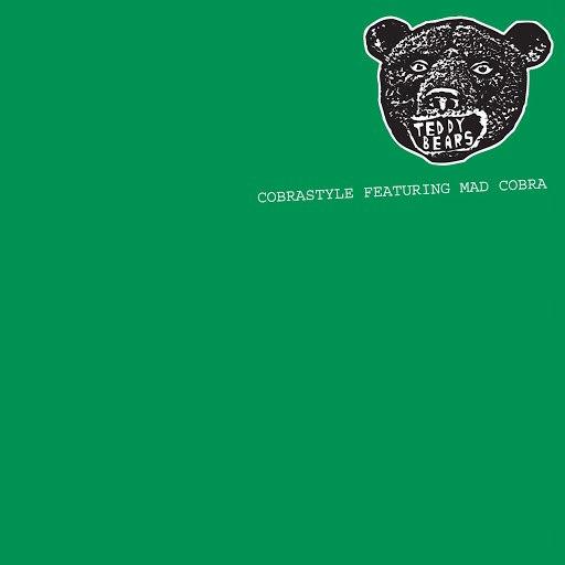 Teddybears альбом Cobrastyle Featuring Mad Cobra (6-94401)