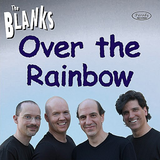 The Blanks альбом Over the Rainbow