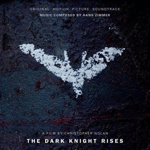 Hans Zimmer альбом The Dark Knight Rises