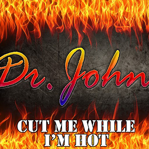 Dr. John альбом Cut Me While I'm Hot