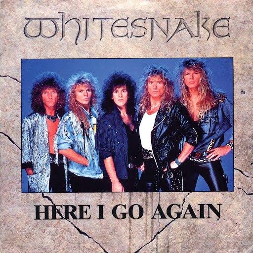 Whitesnake альбом Here I Go Again '87