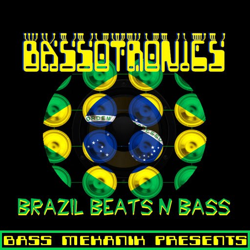 Bassotronics альбом Bass Mekanik Presents Bassotronics: Brazil Beats N Bass