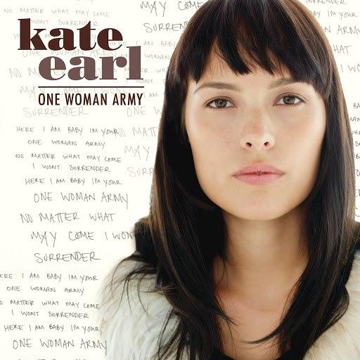 Альбом Kate Earl One Woman Army