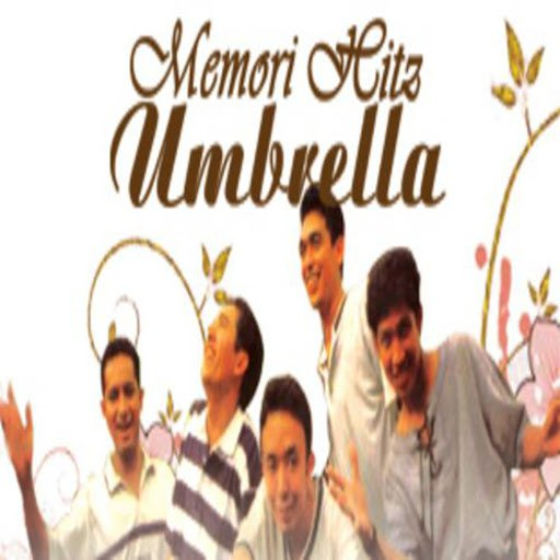 Umbrella альбом Bukalah Hati Mu