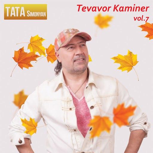Tata Simonyan альбом Tevavor Kaminer, Vol. 7