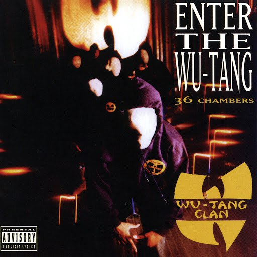 Wu-Tang Clan альбом Enter The Wu-Tang Clan - 36 Chambers (Deluxe Version)