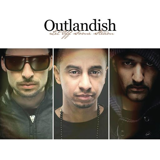 Outlandish альбом Let Off Some Steam