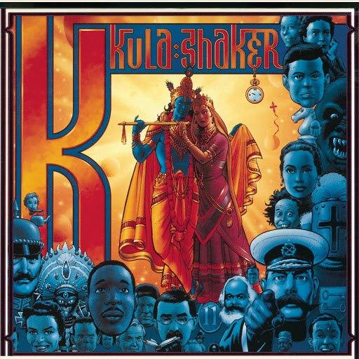 Kula Shaker альбом K