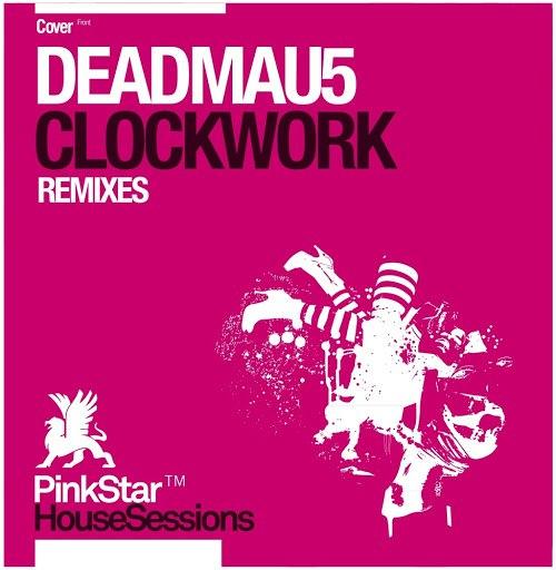 deadmau5 альбом Clockwork