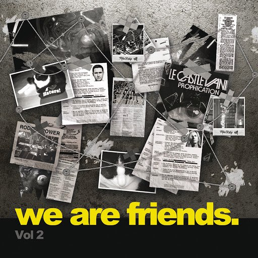 deadmau5 альбом Suckfest9001