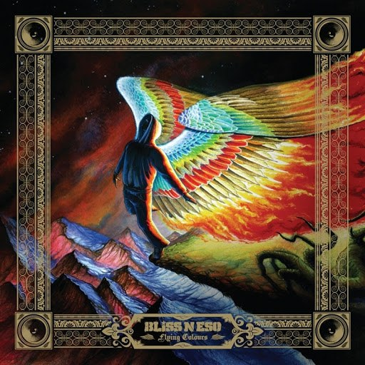 Bliss N Eso альбом Flying Colours