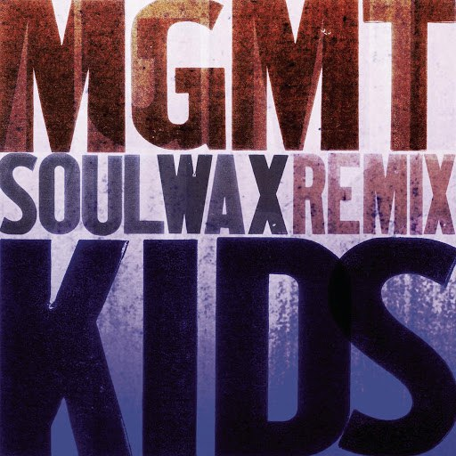 MGMT альбом Kids (Soulwax Mix)