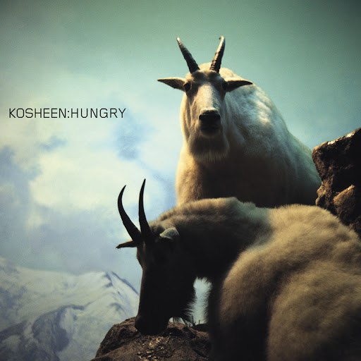 Kosheen альбом Hungry