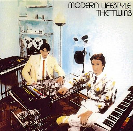 The Twins альбом Modern Lifestyle