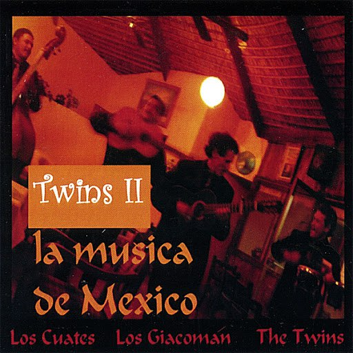 The Twins альбом Twins II La Musica de Mexico