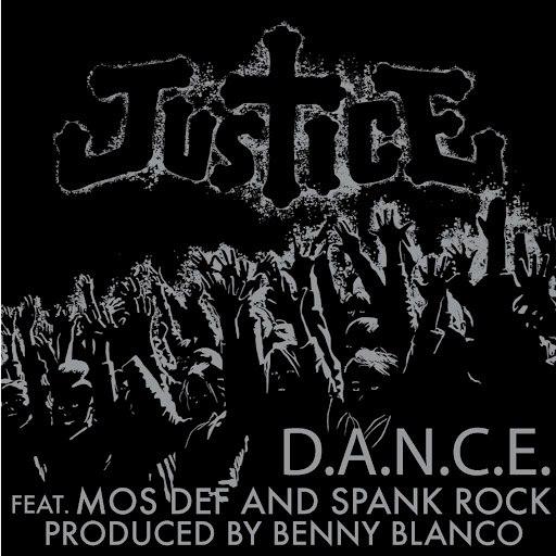 Justice альбом D.A.N.C.E