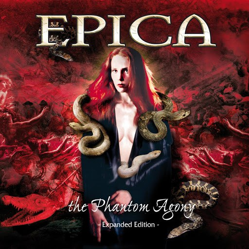 Epica альбом The Phantom Agony (Expanded Edition)