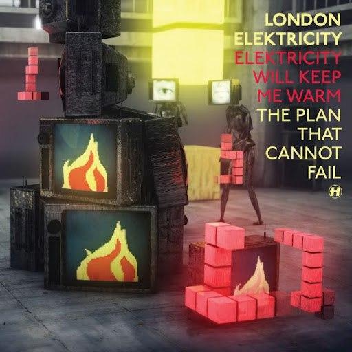 London Elektricity альбом Elektricity Will Keep Me Warm