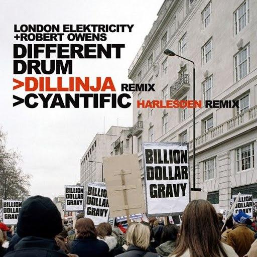 London Elektricity альбом Different Drum (Remix 1) [feat. Robert Owens]