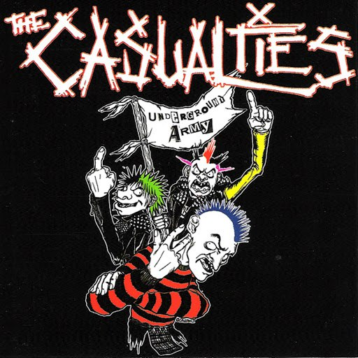 The Casualties альбом Underground Army