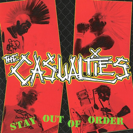 The Casualties альбом Stay out of Order