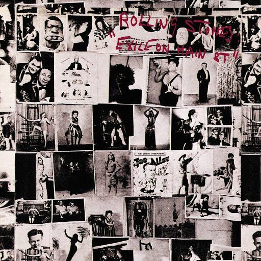 The Rolling Stones альбом Exile On Main St.