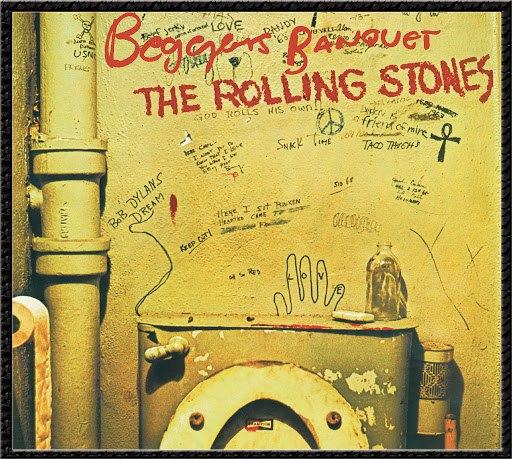 The Rolling Stones альбом Beggars Banquet