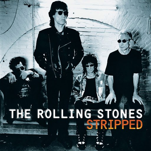 The Rolling Stones альбом Stripped