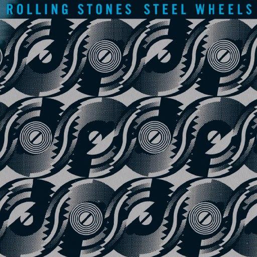 The Rolling Stones альбом Steel Wheels