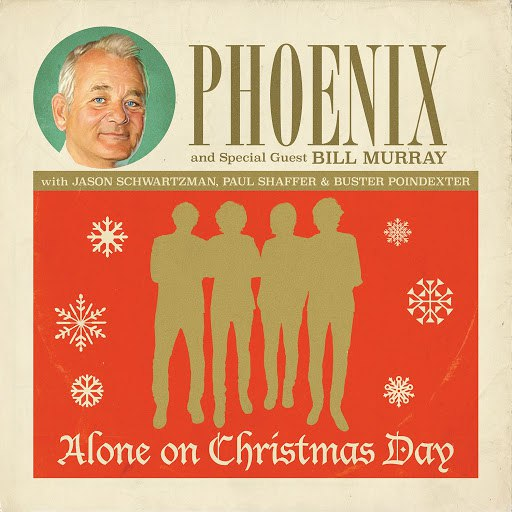 Phoenix альбом Alone On Christmas Day