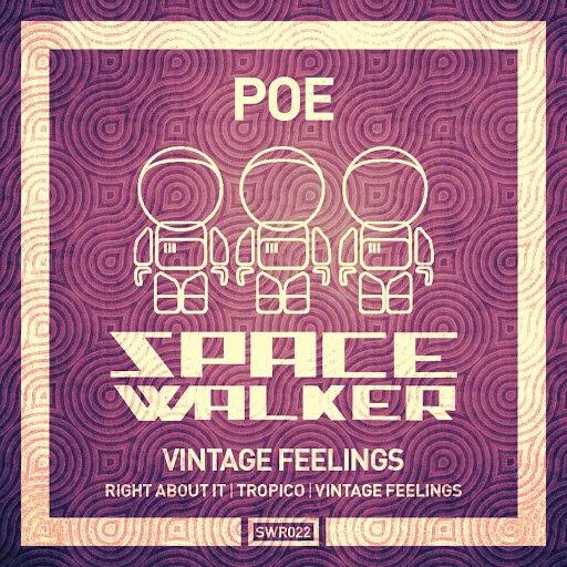 Poe альбом Vintage Feelings