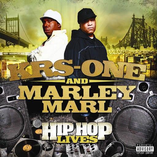 KRS-ONE альбом Hip Hop Lives (Parental Advisory)
