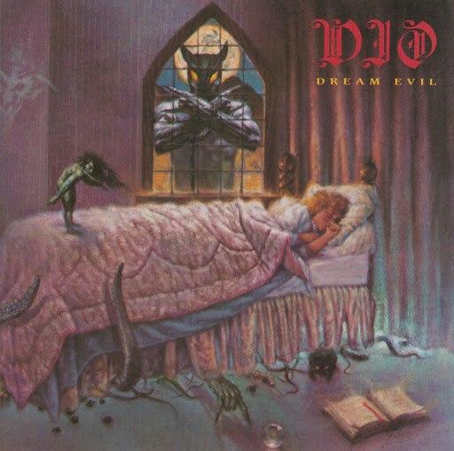 Dio альбом Dream Evil