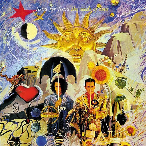 Tears for Fears альбом The Seeds Of Love (Remastered with bonus tracks)
