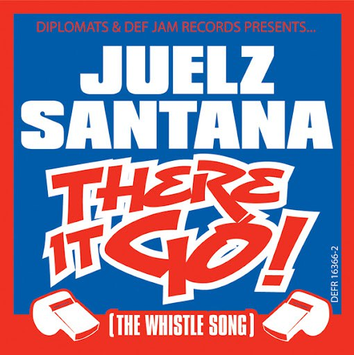 Juelz Santana альбом There It Go (The Whistle Song)