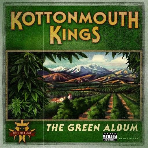 Kottonmouth Kings альбом The Green Album